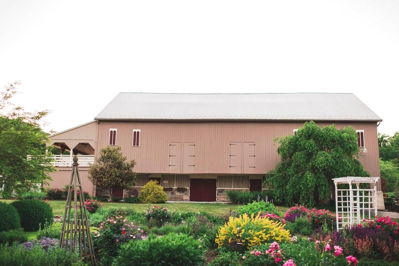 Beech Springs barn