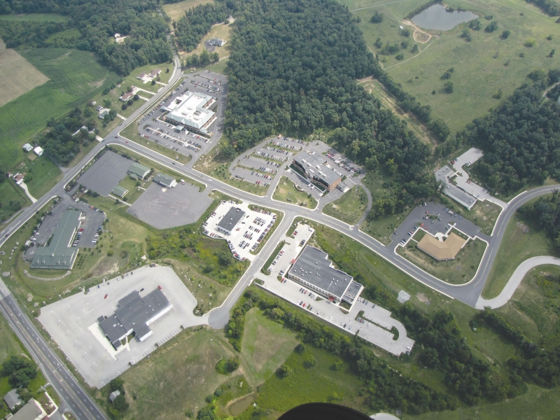 ACC aerial photo