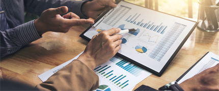 Spreadsheets and financial forecasts