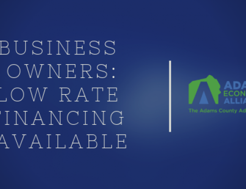 Press Release: Business Owners Invited to Apply for Low Rate Financing