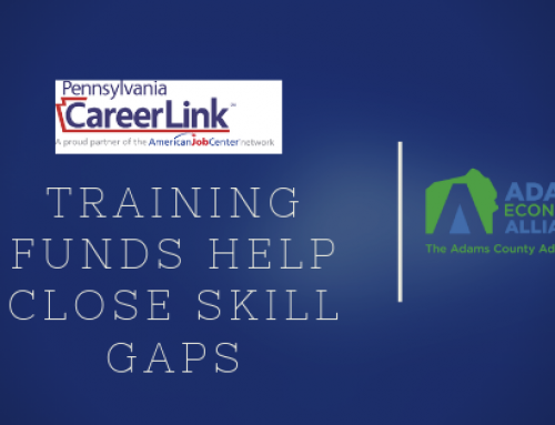 On-the-Job Training Funds Available to Adams County Companies