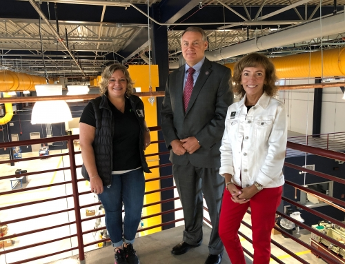 Press Release: Conewago Valley's New Colonial Career & Technology Center Hailed As One-of-a-Kind