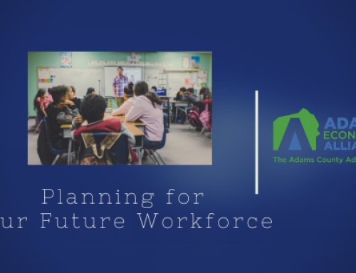 Adams County Middle School Students: Our Future Workforce